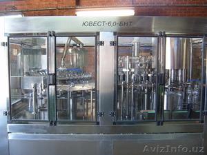 Для Бухары Линия розлива воды, кваса, газированных напитков, пива - Изображение #2, Объявление #330971