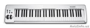 Продается миди-клавиатура m-audio keystation 61 es  - Изображение #1, Объявление #847706