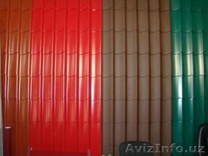 Профнастил металлочерепицы Южная.Корея  998909458644 - Изображение #3, Объявление #1087195