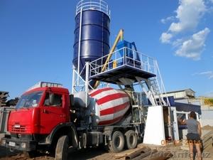 Продам Бетонный завод ZZBO Компакт-30  - Изображение #1, Объявление #1220123