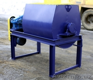 Продам Одновальный бетоносмеситель ZZBO АП-1Г-300 - Изображение #3, Объявление #1220131