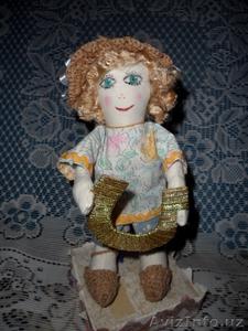 куклы и игрушки ручной работы - Изображение #3, Объявление #1453124