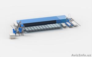 Завод газобетонных блоков  АСМ-40КC - Изображение #1, Объявление #1582511