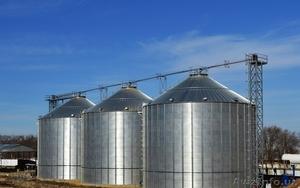 Силосы стальные для хранения зернопродуктов - Изображение #1, Объявление #1620445