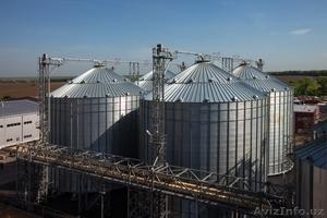 Силосы стальные для хранения зернопродуктов - Изображение #2, Объявление #1620445