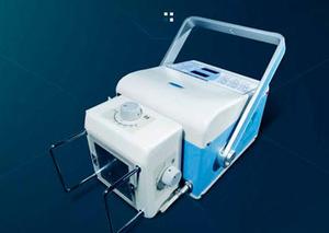 Портативный рентген-аппарат POSKOM PXP-40HF - Изображение #1, Объявление #1701786