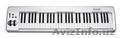 Продается миди-клавиатура m-audio keystation 61 es