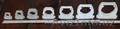 Набор пресс-форм для производства хомута кабель каналов и дюбеля
